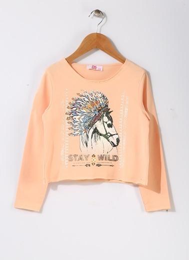 Pink&Orange Sweatshirt Somon